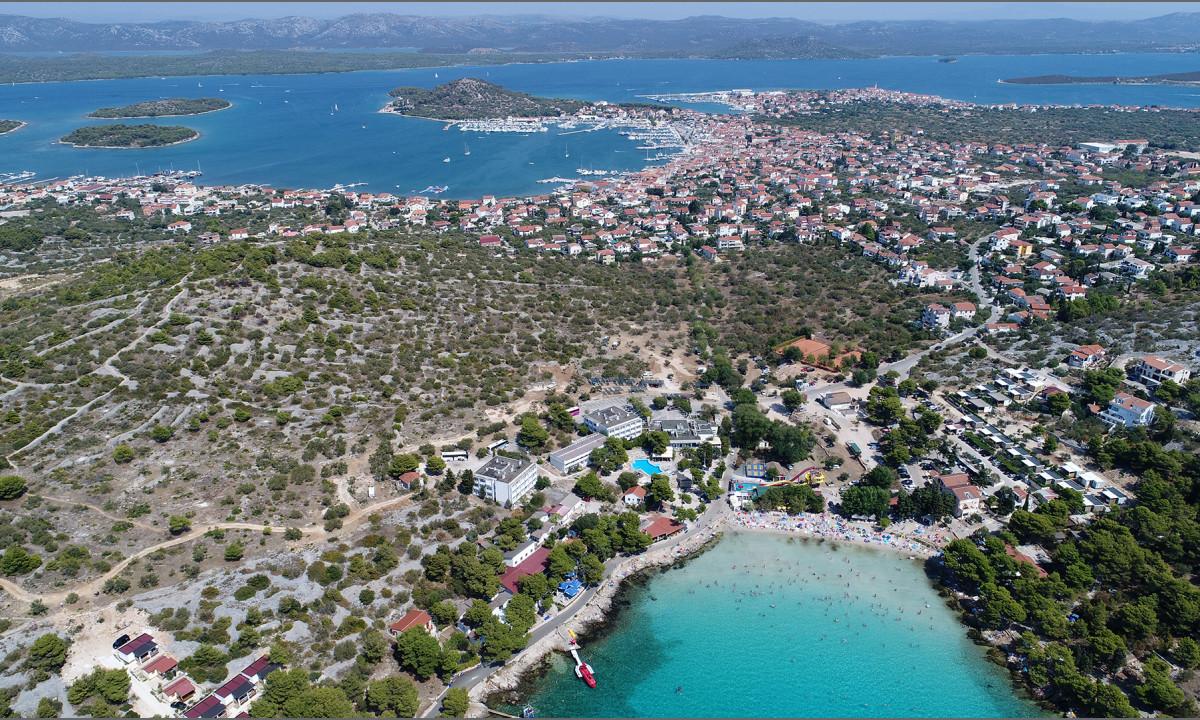 Kempingi Chorwacja