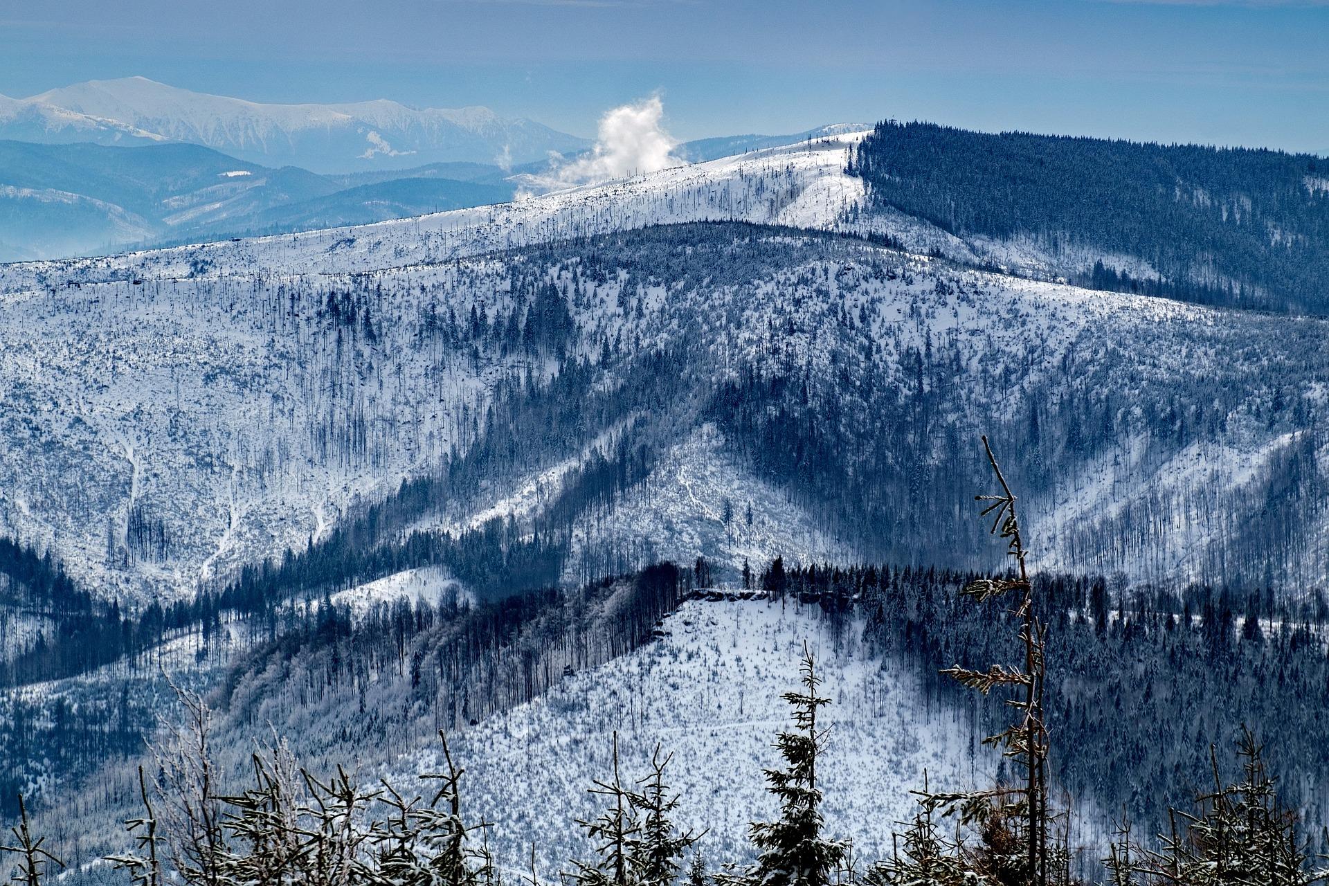 szczyrk - najlepsze trasy narciarskie